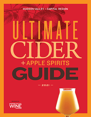 cover of 2021 Cider Guide