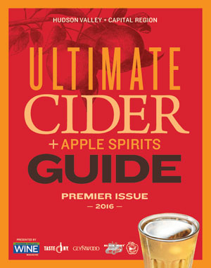 THE ULTIMATE CIDER + APPLE SPIRITS GUIDE